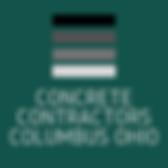 Concrete Contractors Columbus Ohio