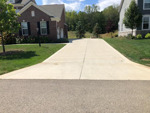 driveway paving Columbus OH