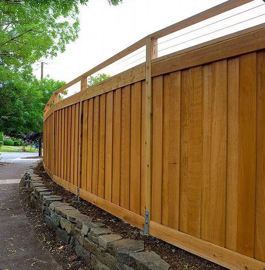 fence installation Leander TX