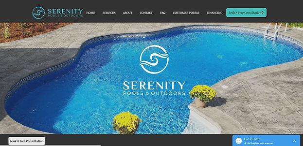 serenity website.JPG