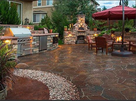 outdoor kitchens round rock texas