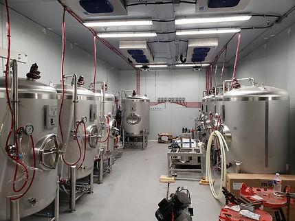 brewery chiller installation Austin
