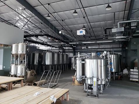 brewery chiller service Austin