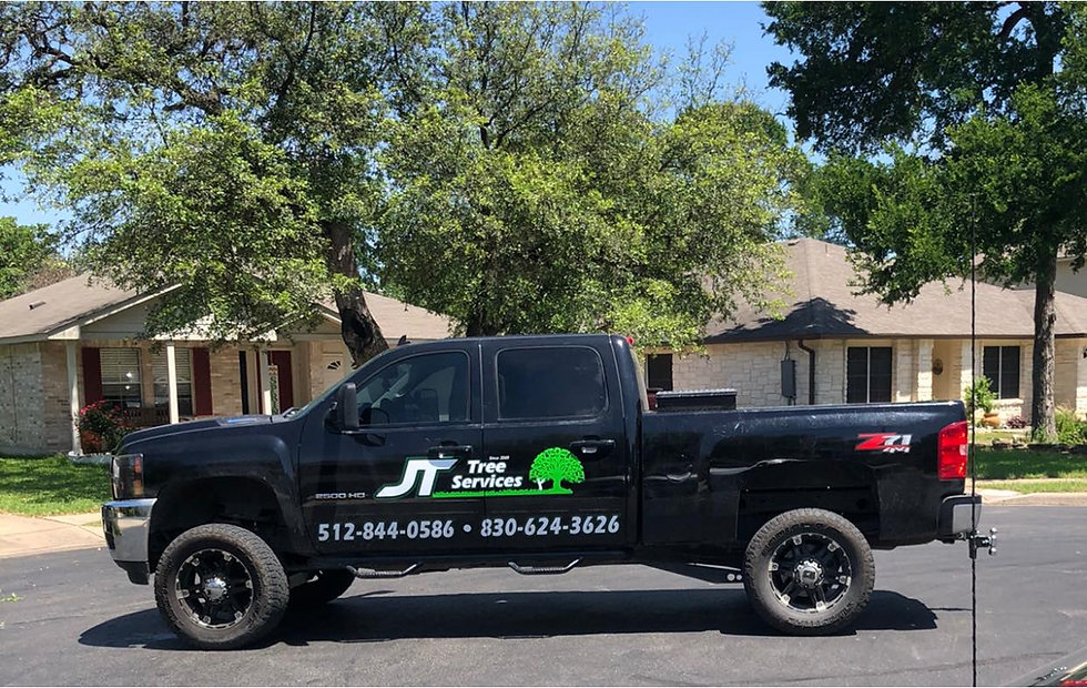 JT Tree Services