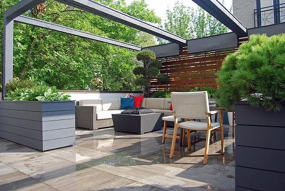 roof deck design Columbus Ohio