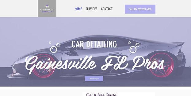 car detailing Gainesville FL