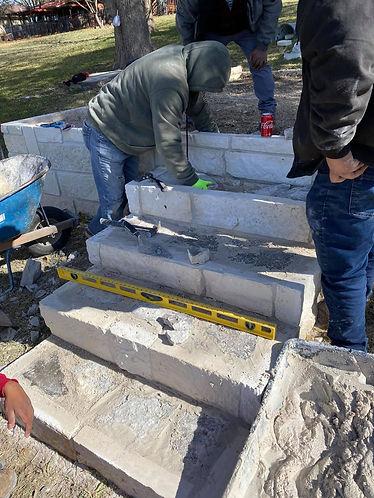 concrete contractors Round Rock
