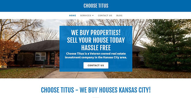 we buy houses Kansas City