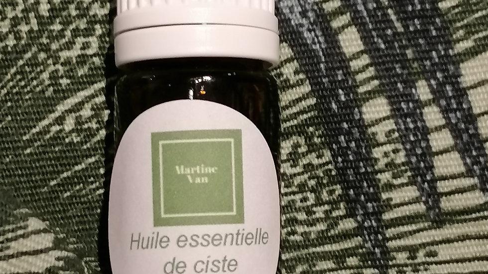 Ciste ladanifère bio 5 ml