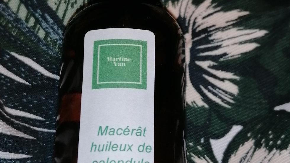 Macérât huileux de calendula Bio 50 ml