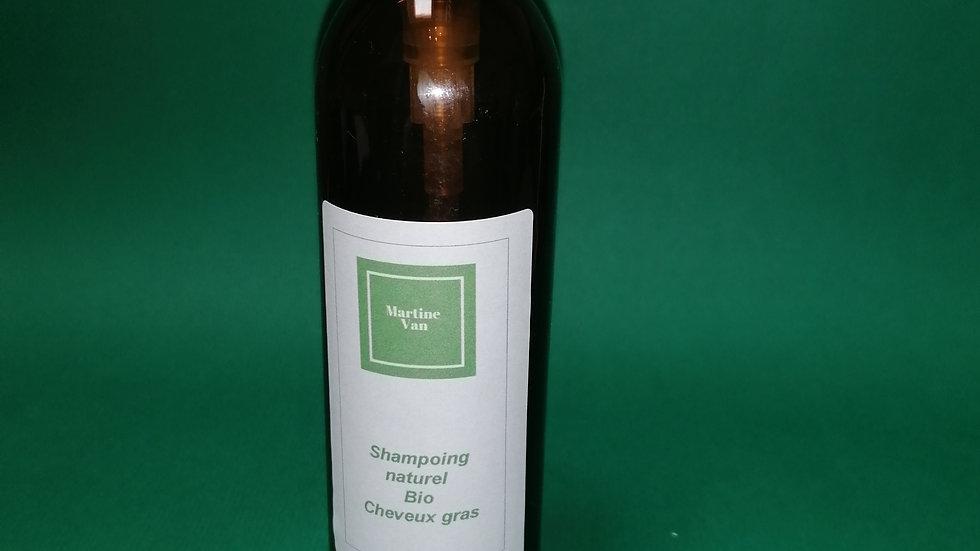 Shampoing naturel Bio Cheveux gras 250 ml