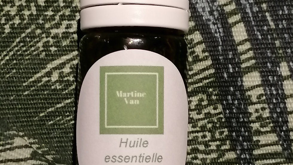 Eucalyptus citronné 5 ml