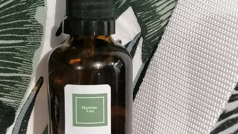 Huile végétale de Sésame Bio 50 ml
