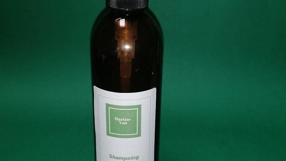 Shampoing naturel Bio aux fèves de Tonka 250 ml