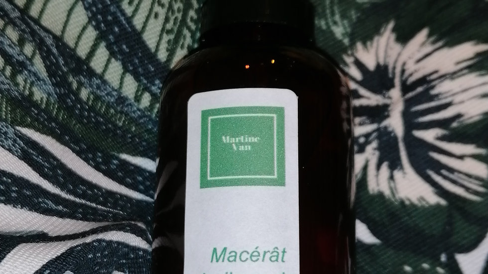 Macérât huileux de millepertuis Bio 50 ml