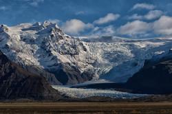 ヴァトナヨークトル(Vatnajökull) 国立公園