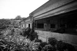 中城高原ホテル跡