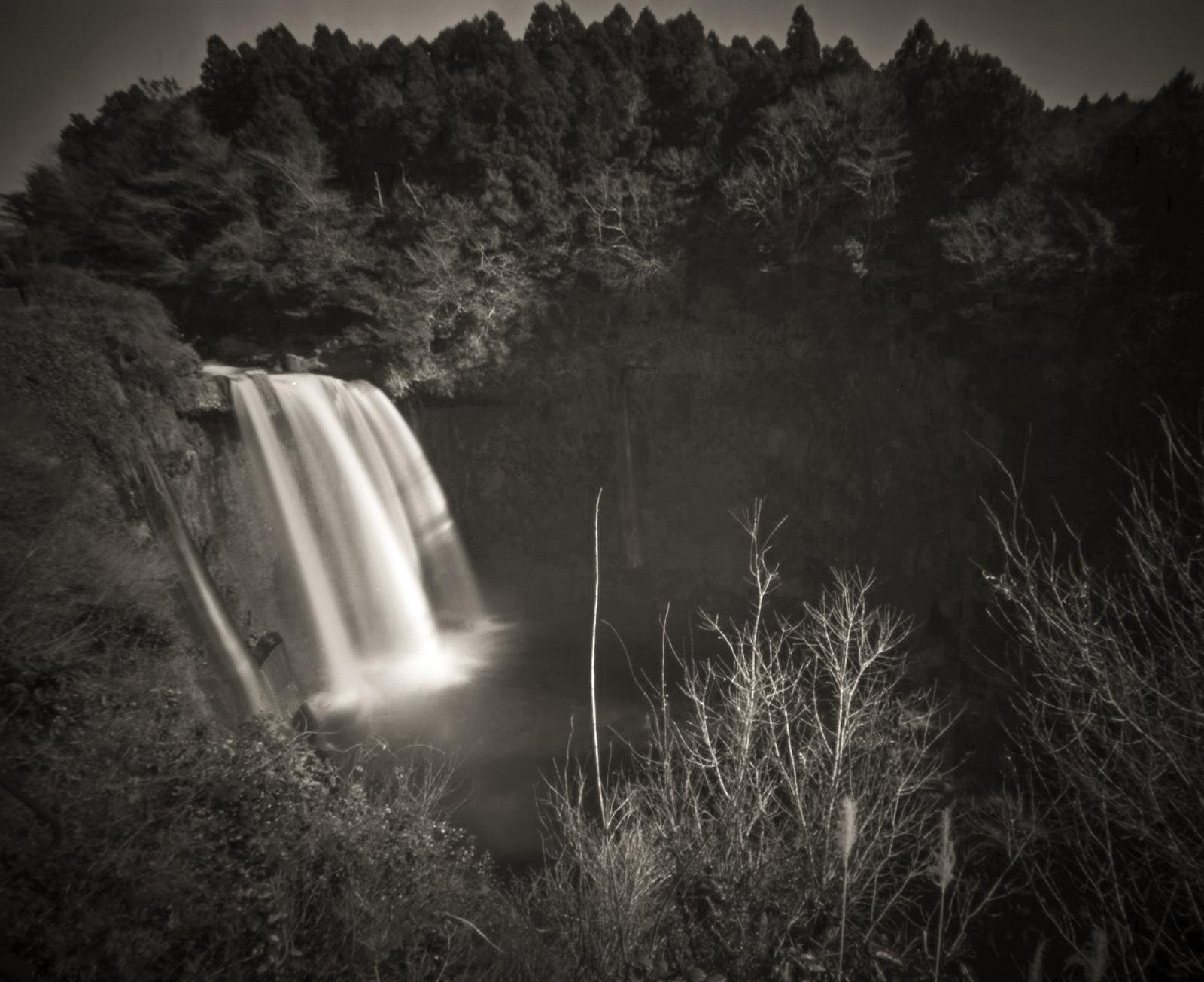 音止めの滝/静岡県
