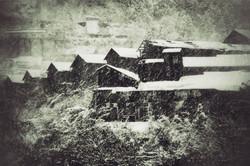 白石工業桑名工場跡