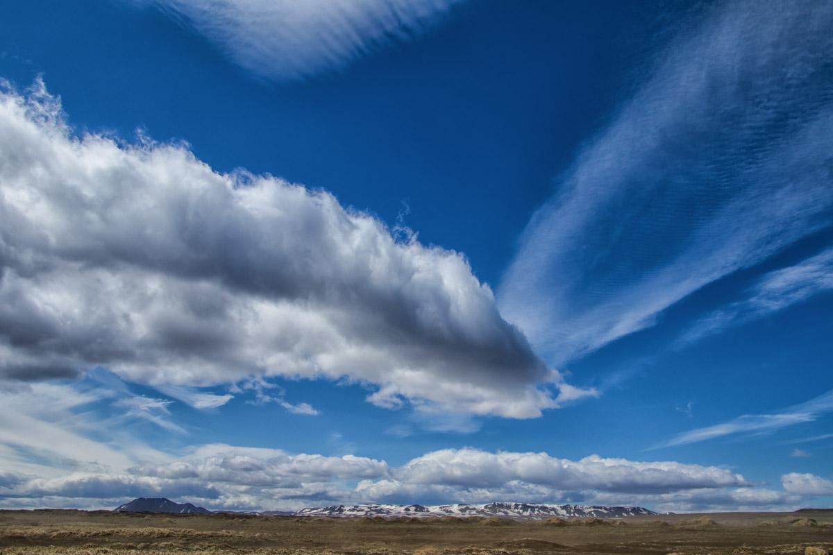 アイスランド北部