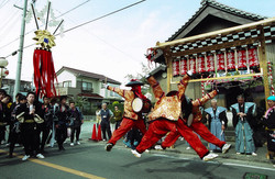 若葉祭り(うなこうじまつり)
