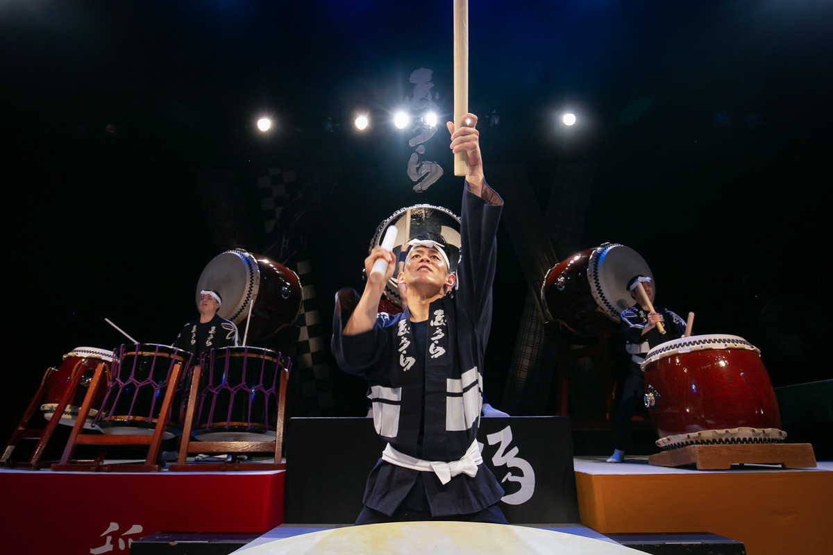 「たすき」新城公演