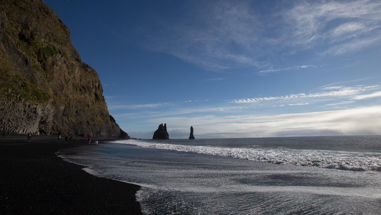 レイニスドランガルの岩(Reynisdrangar)