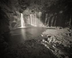白糸の滝/静岡県