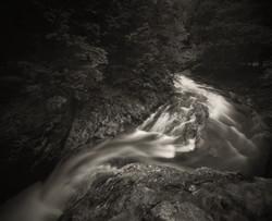 亀淵の滝/新城市