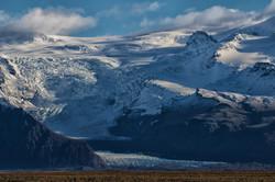 南部氷河地帯