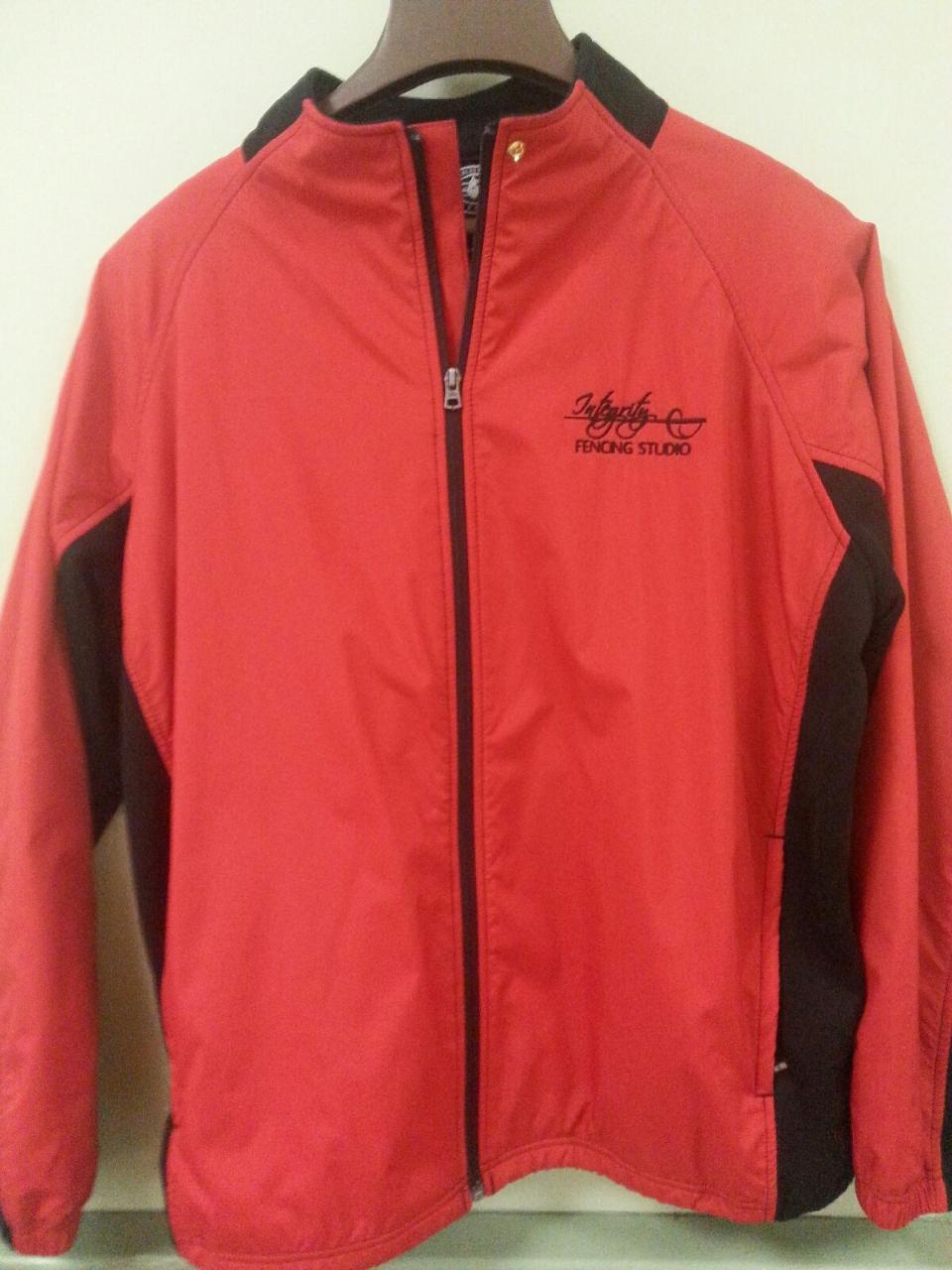 Club Warmup jacket - $60