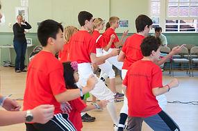 Summer Fencing Camp