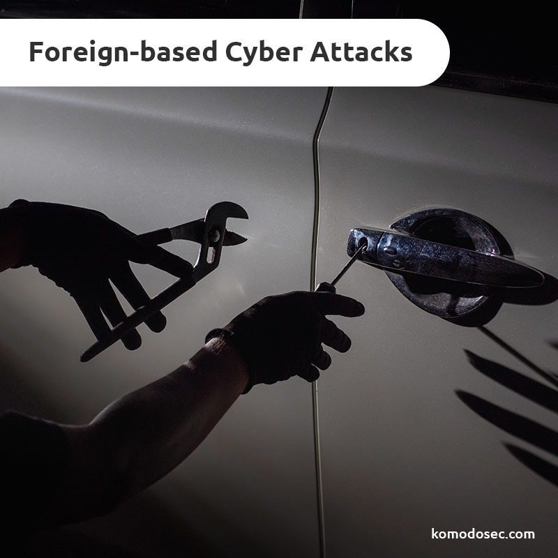 cyber security testing company