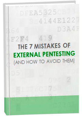 7 mistakes of penetration testing