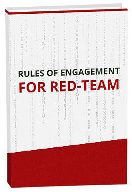 Rules of Engagement for Red Team