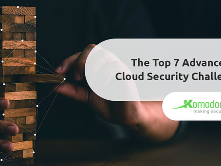 The Top 7 Advanced Cloud Security Challenges