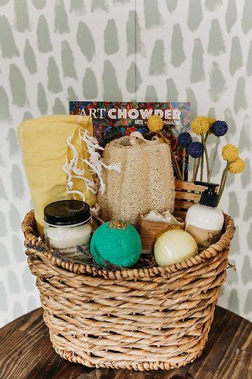 Garland Mini Gift Basket