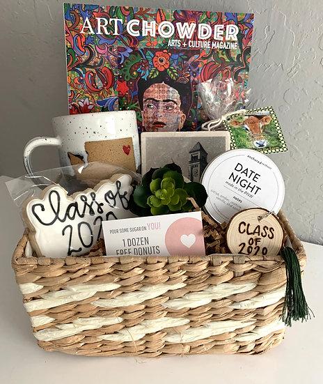 U-District Graduation Gift Basket