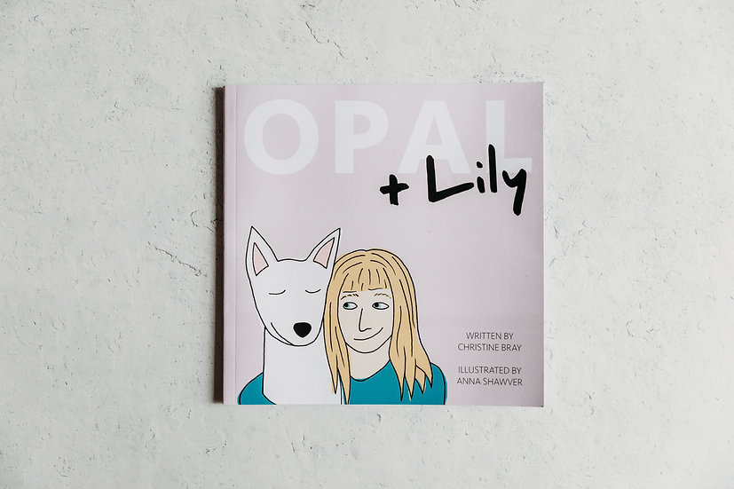Opal and Lily Book