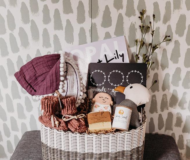LOOFF Carrousel Baby Basket