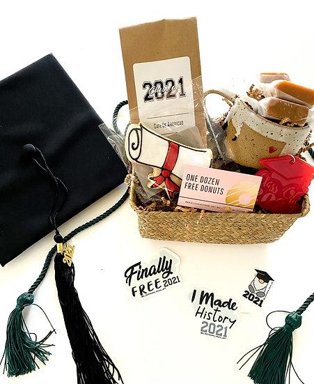 U-District Graduation Basket