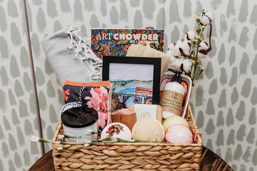 Garland Gift Basket