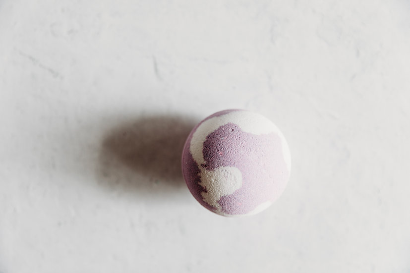 BeYOUtiful Bath Bombs and More- Lavender Bath Bomb