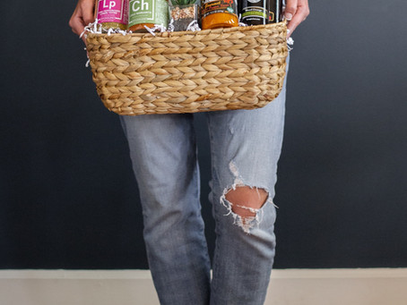 Why Weav's Gift Baskets Make Perfect Closing Gifts for Realtors.