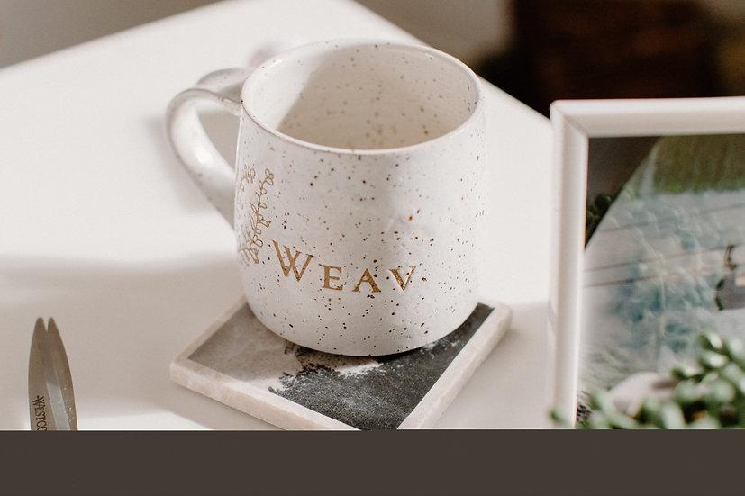 Silver Pine Studio Weav Mug