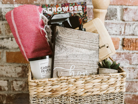 The Welcome Home Gift Basket