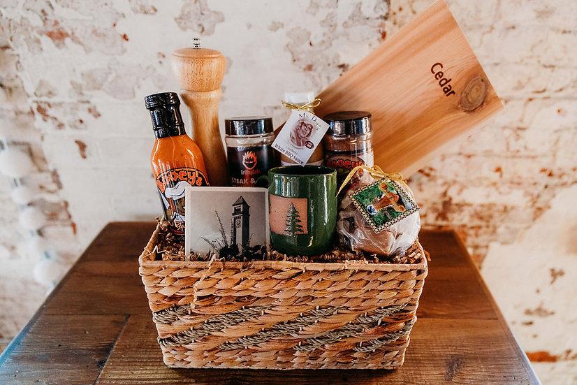 Riverside Gift Basket