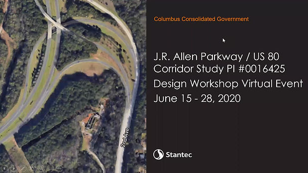 This video provides an overview of the JR Allen Parkway project and planning process. Note: The Comment Period has been extended to July 12, 2020.