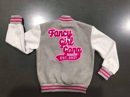 Child-FGG (Daughter) Varsity Jacket
