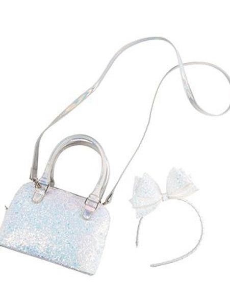 Leave A Little Sparkle Purse & Headband Set